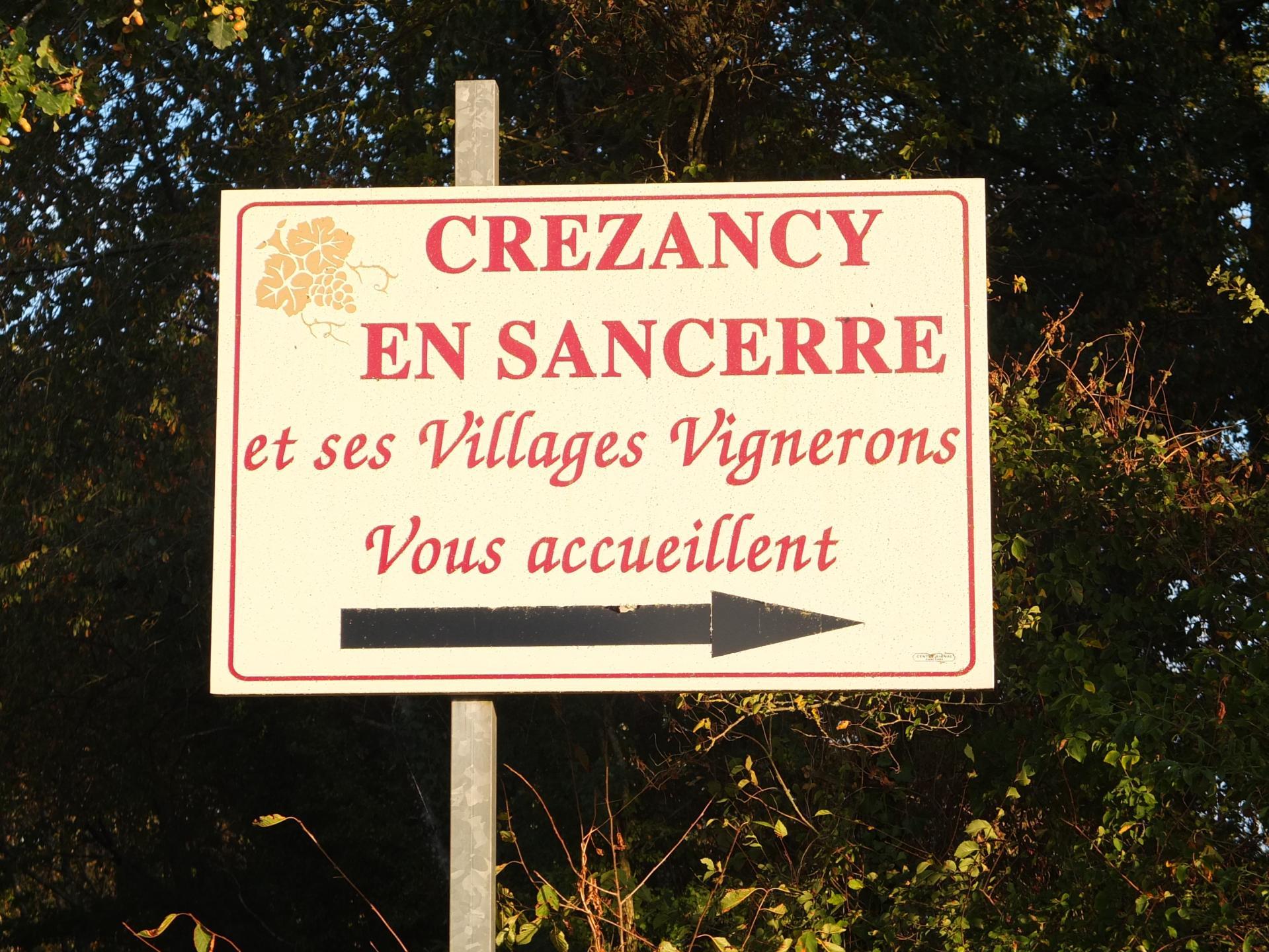 Domaine de Sacy : Sur les hauteurs de Crézancy-en-Sancerre